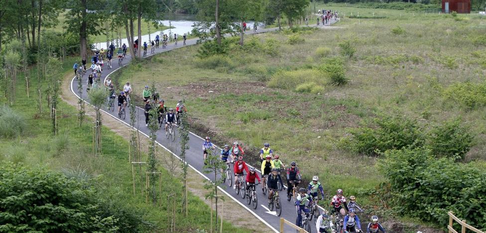 Luz verde al carril bici entre Torrelavega y Reocín