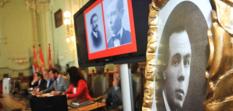 Valladolid homenajea al alcalde cántabro Antonio García Quintana, fusilado en 1937