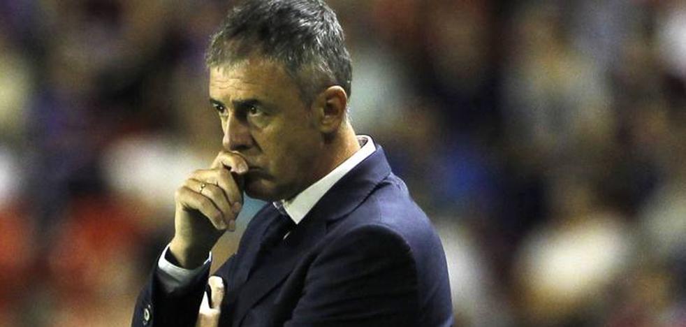 Lucas Alcaraz, destituido como seleccionador argelino