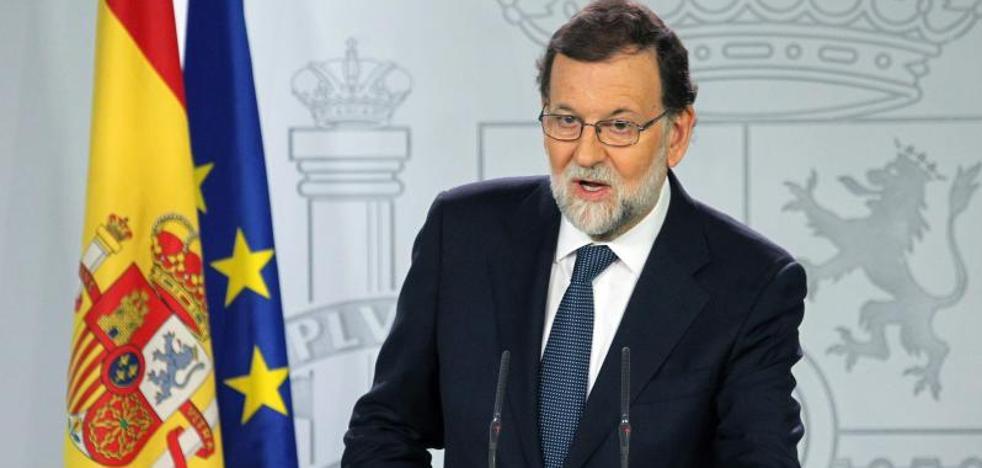 El Gobierno abre la vía del artículo 155 y da un ultimátum de cinco días a Puigdemont
