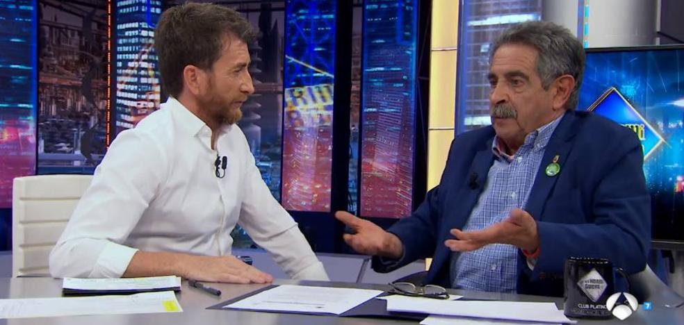 Revilla, en 'El Hormiguero': «Mariano Rajoy es un mentiroso»