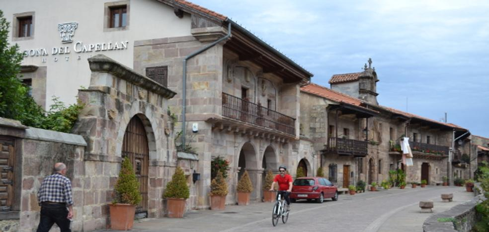 Cartes sacará el carril bici del casco histórico de Riocorvo