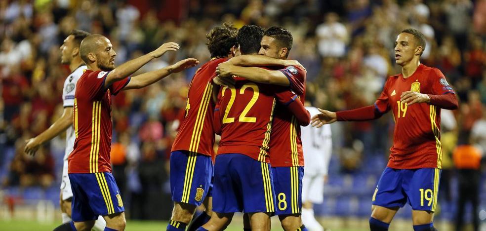 España, de nuevo favorita tras 14 meses de reconquista