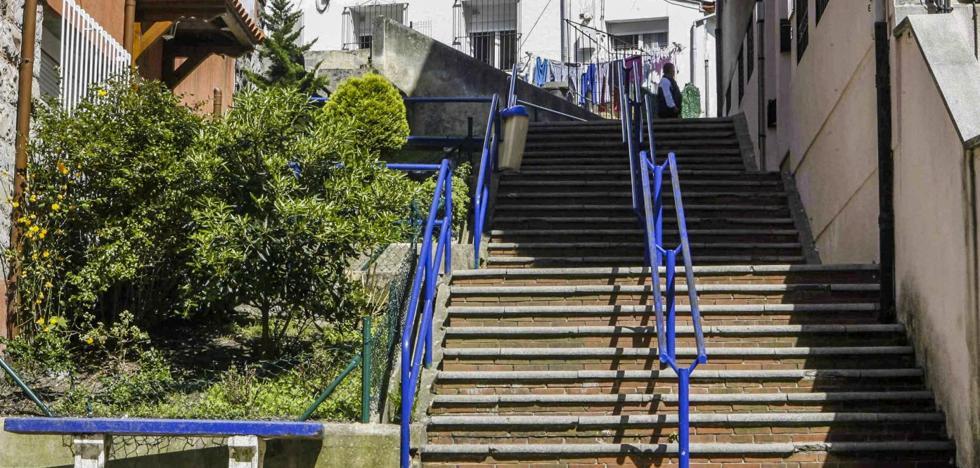 Sale a licitación la obra de las escaleras mecánicas de la Subida del Gurugú
