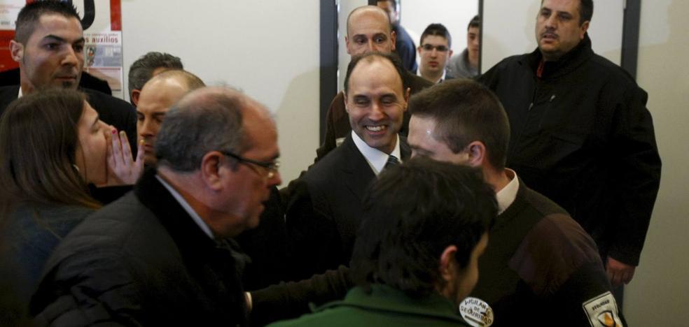 Diego aclara que nunca ha sido acusación por el escrache que tuvo en la Universidad de Cantabria