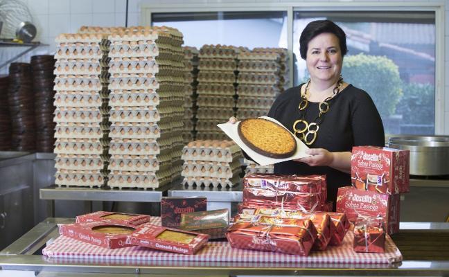 Sobaos Joselín entra con fuerza en el campo de la exportación