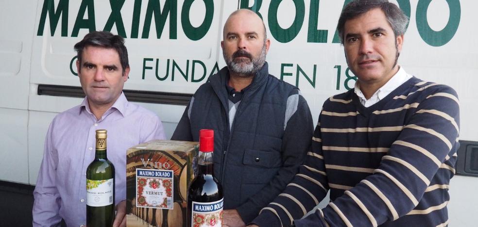 Máximo Bolado, pioneros en la crianza de vinos de solera