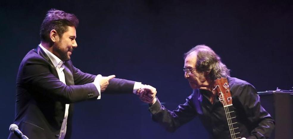 El mundo del flamenco se rinde ante Pepe Habichuela en su gran homenaje