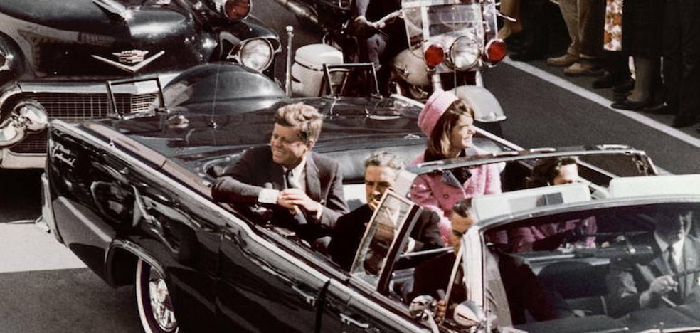 Los archivos secretos del asesinato de Kennedy, en manos de Trump