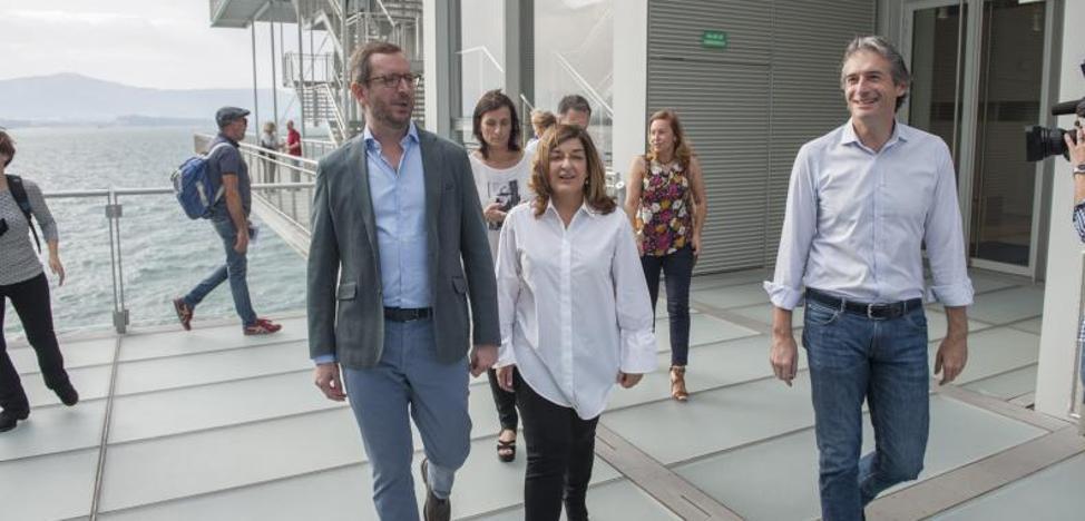 Maroto: «Revilla es sinónimo hoy de uno de los peores populismos que tenemos en nuestro país»