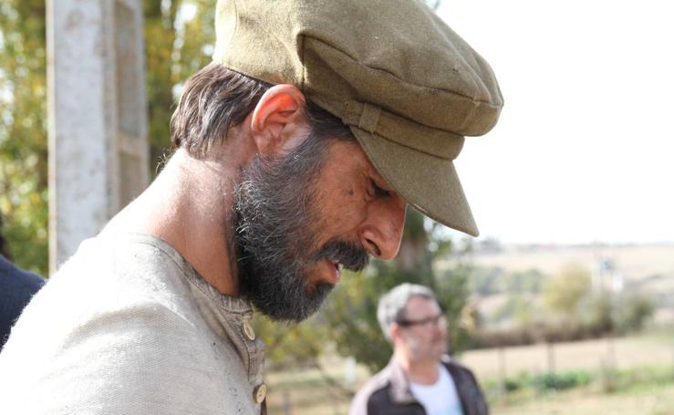 Cine en el Pantano del Ebro