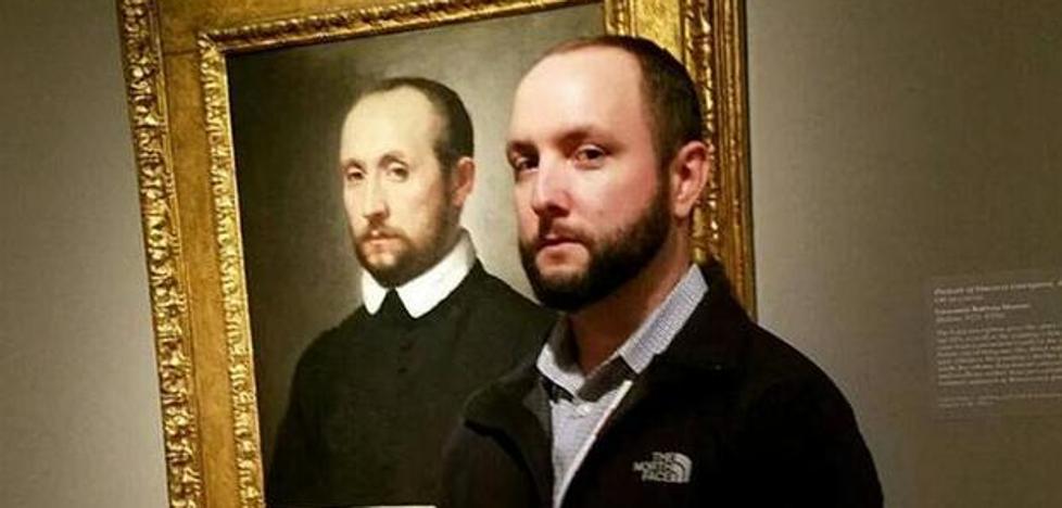 15 personas que encontraron a sus dobles en museos