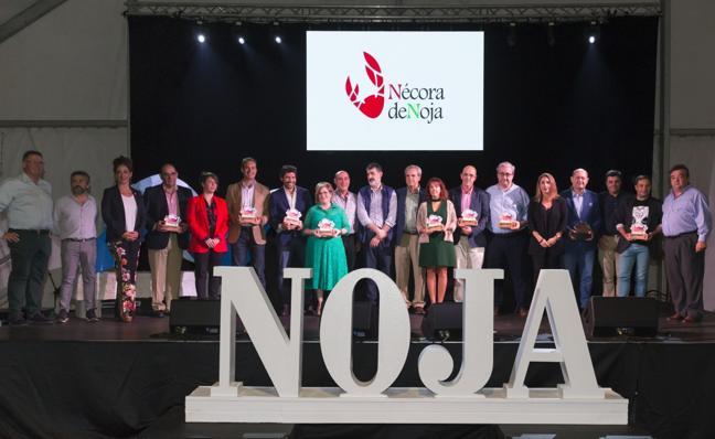 Óscar Calleja, Premio Nécora 2017