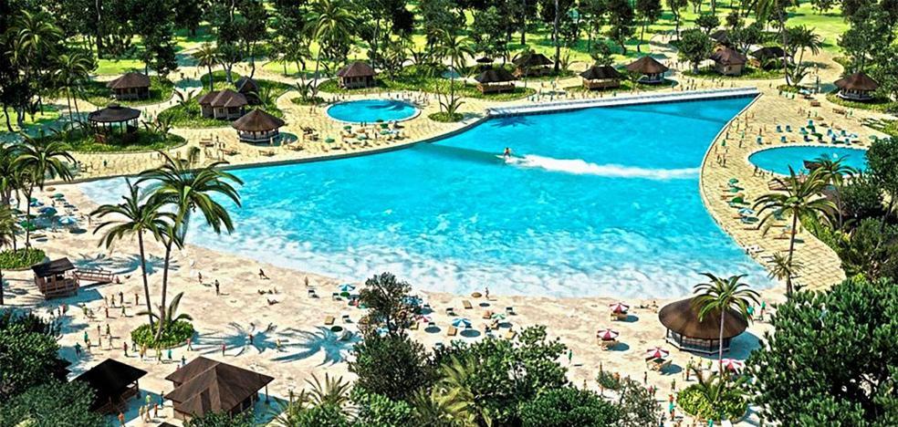 Ribamontán tendrá la primera piscina de olas artificiales de Cantabria