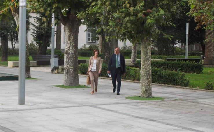 Puerto Gallego declara en el juzgado