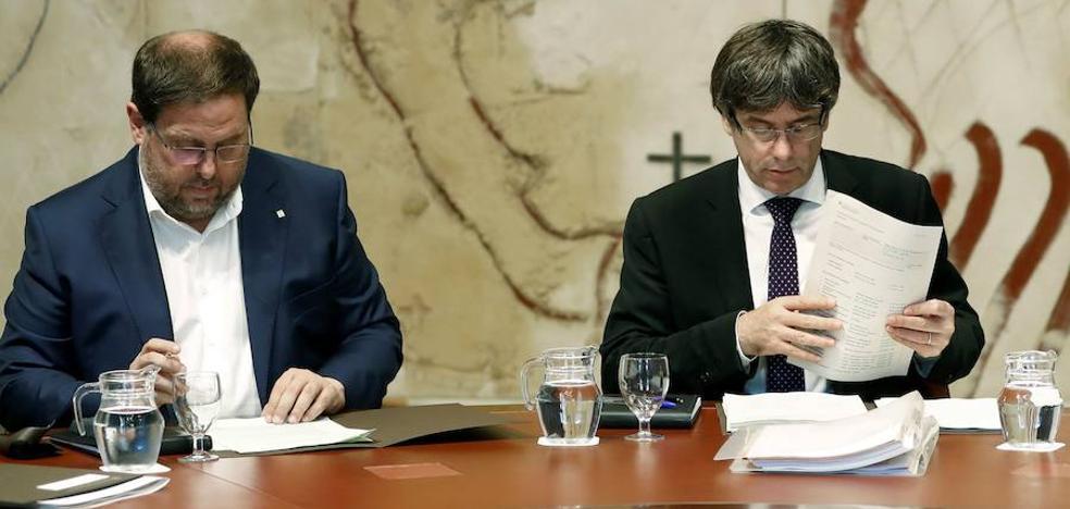 Puigdemont mantendrá la misma respuesta a Rajoy el jueves y se acerca al 155