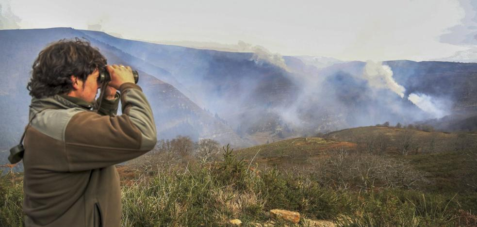 ¿Por qué Cantabria se ha librado esta vez de la ola de incendios?