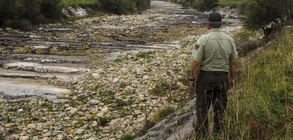 La sequía obliga a Santander a captar agua con sistemas que no usaba desde hace once años