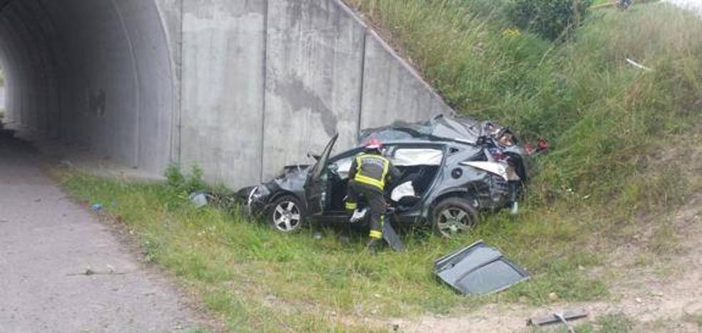Un punto negro en el que se suceden los accidentes graves