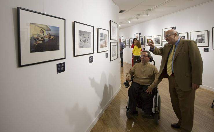 El centro Doctor Madrazo muestra la cotidianidad de la discapacidad
