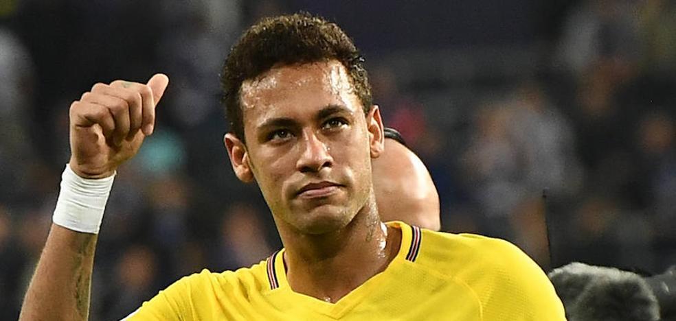 Neymar, multado por obstaculizar un proceso por evasión fiscal