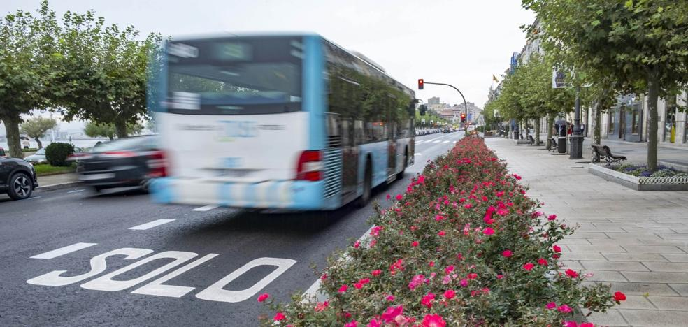 Una red de cámaras vigilará y sancionará a quienes utilicen el carril del Metro-TUS