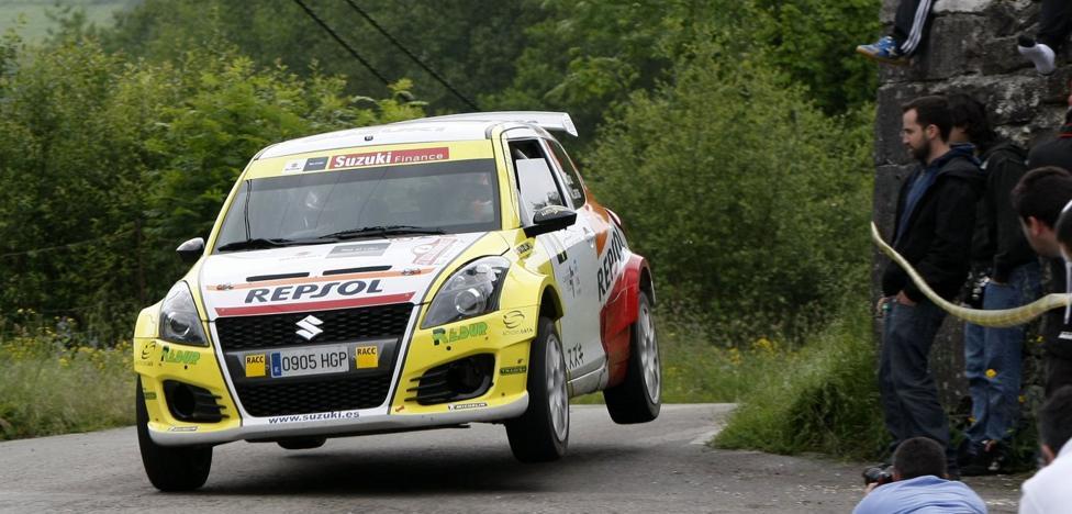 Arranca el Rally Santander Cantabria