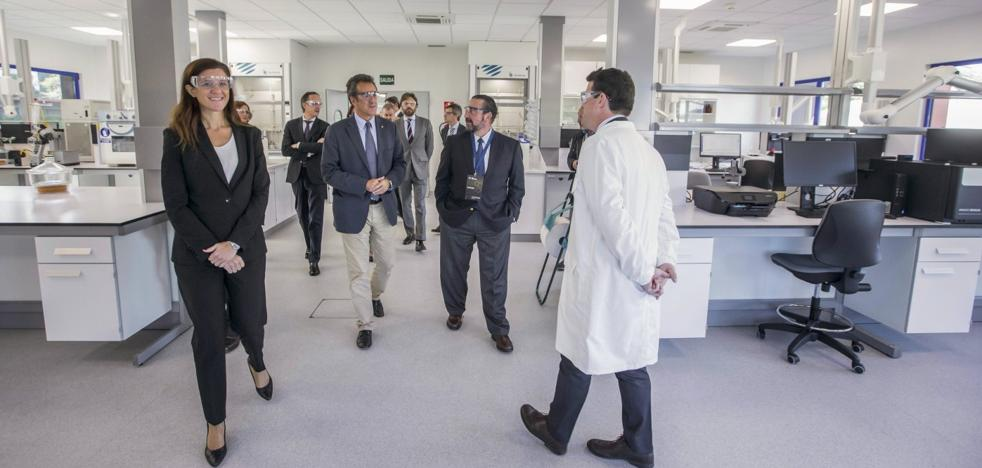 Dynasol inaugura su centro de I+D+i con una inversión de cinco millones