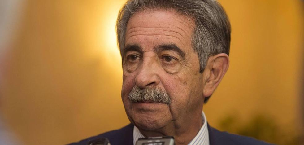 Revilla pide restituir la legalidad en Cataluña, «pero con medidas proporcionadas»