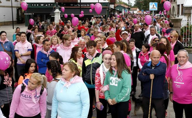 Reocín acoge el domingo la marcha solidaria contra el cáncer