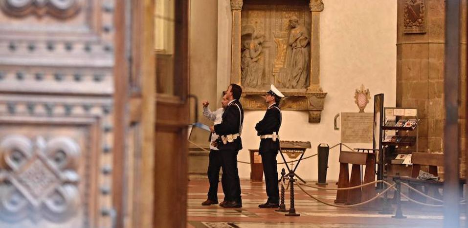 Fallece un español en Florencia al caerle una piedra desde 30 metros