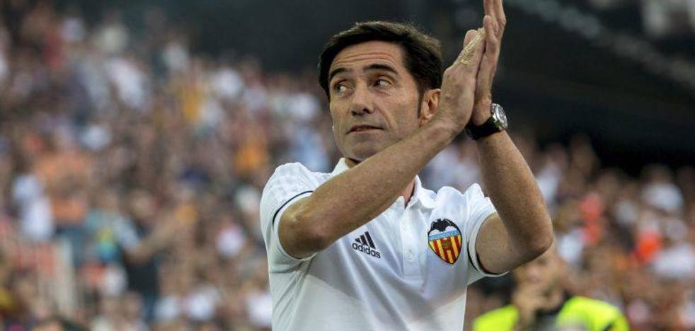 Un Valencia en estado de gracia recibe a un Sevilla herido