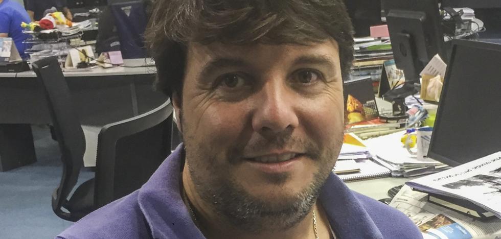 Álvaro Machín gana el premio Solidarios de periodismo que concede la ONCE