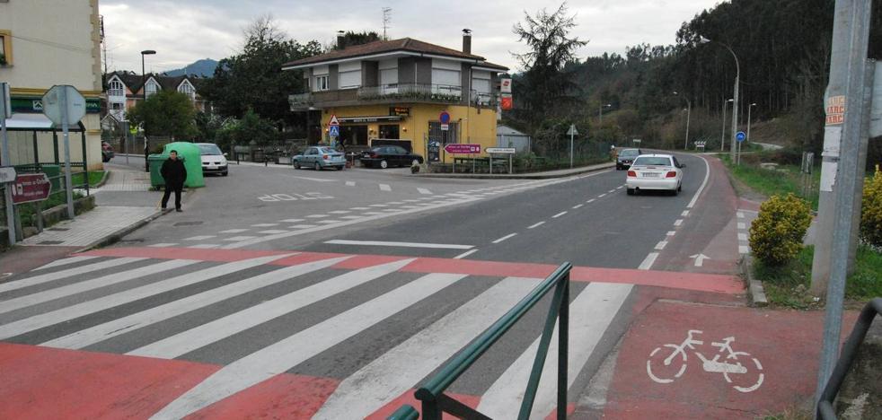 Cartes abre la nueva red de carriles para el Plan de Movilidad Ciclistas de Cantabria