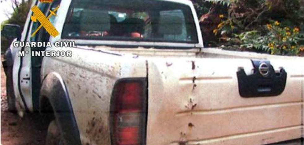 Detienen al conductor del vehículo que huyó de la policía en Laredo y Castro, un joven de 18 años