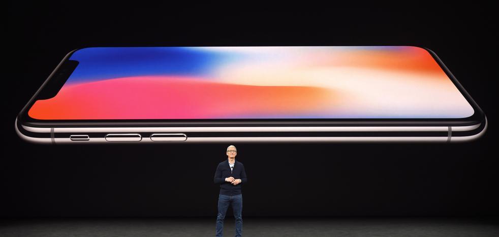 Apple recorta la mitad de la producción de sus nuevos iPhones