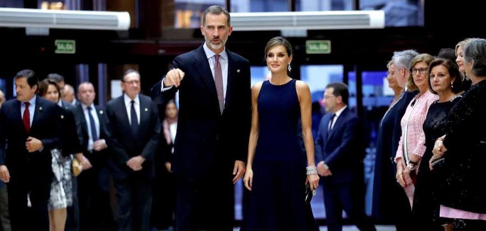 Oviedo acoge la XXXVII edición de los Premios Princesa de Asturias
