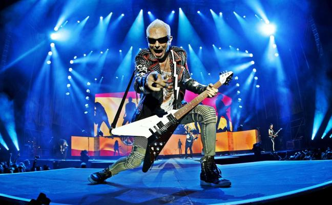 El Ayuntamiento pagó 39.000 euros por el concierto de Scorpions en El Malecón