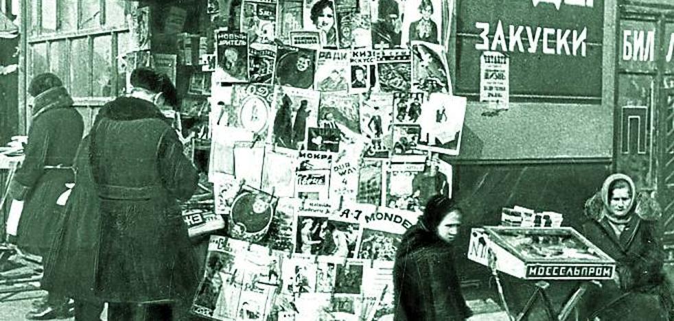 El ojo soviético del Archivo Lafuente