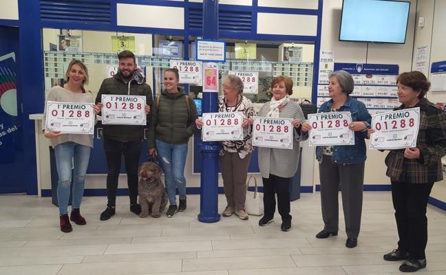 Vendido en Reinosa el primer premio de la Lotería Nacional