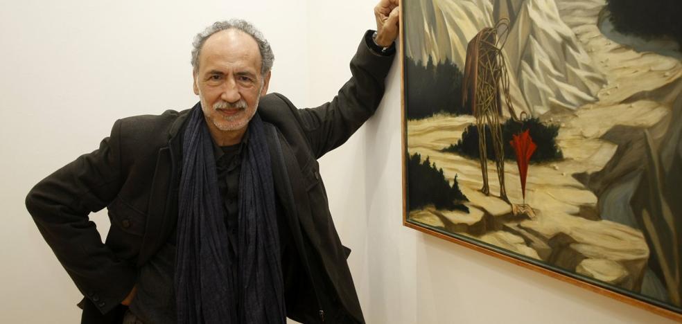 «El arte está en una fase complicada. Estamos en peligro de extinción»