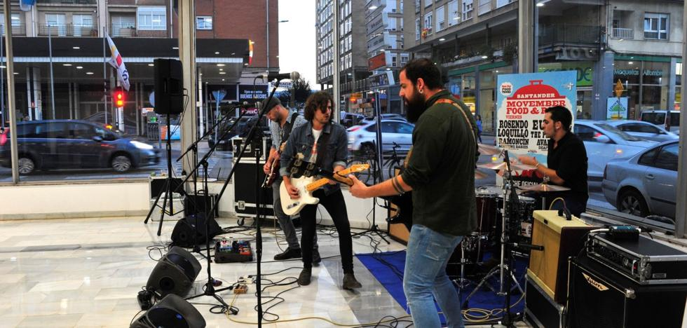 Stock gana el I Concurso de Bandas de Cantabria
