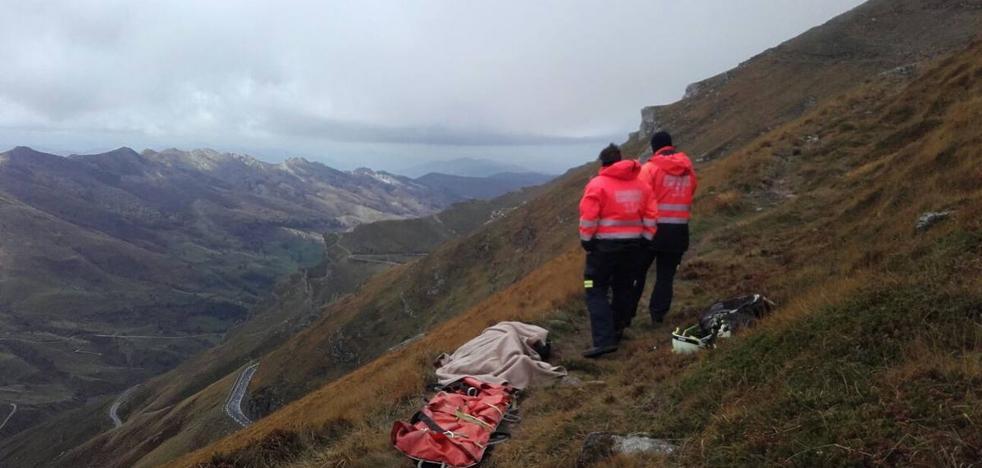 Fallece un excursionista de 77 años durante una ruta en el puerto de Lunada