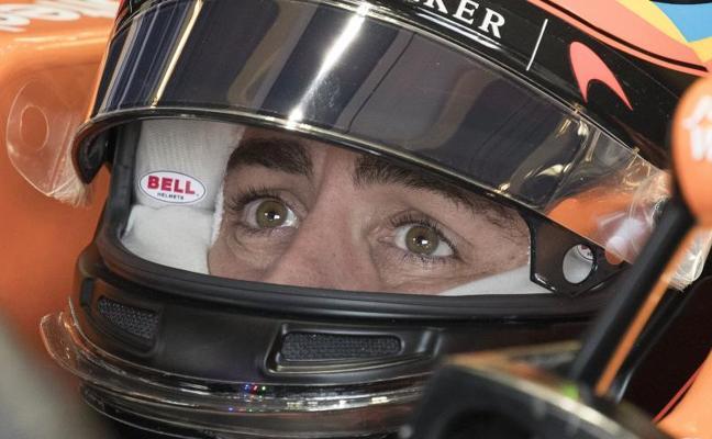 Alonso: «No me lo podía creer»