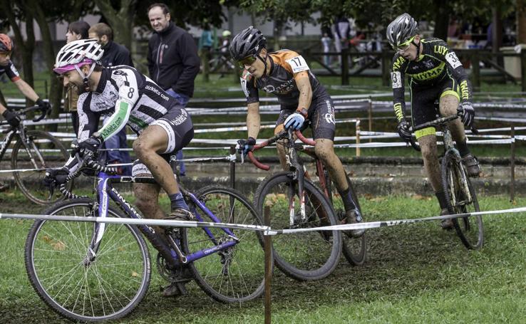 Imágenes del ciclocross de Colindres