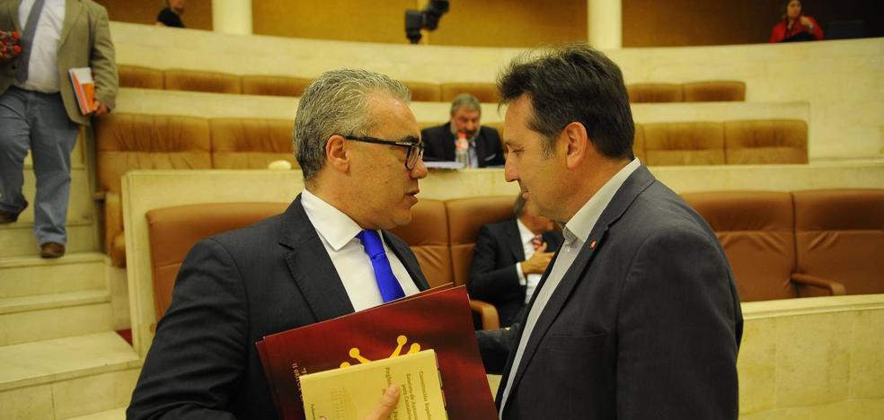 Carrancio evita que el Gobierno tenga que reclamar dinero a Enrique Iglesias