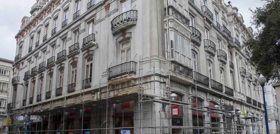 Santander aprueba provisionalmente la rehabilitación de edificio de Club Regatas