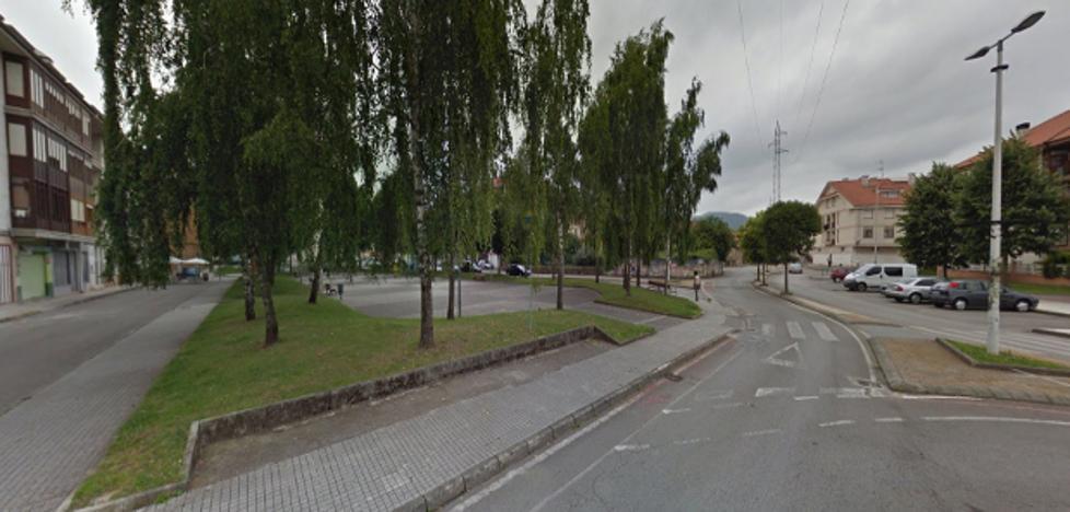 Cartes invertirá 200.000 euros en soterrar la línea de media tensión en Santiago