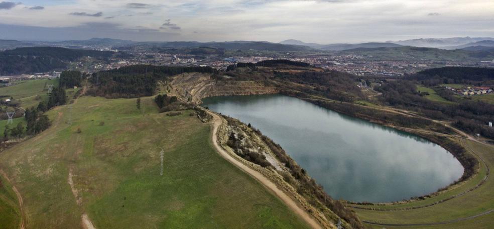 Seis empresas se reparten los terrenos para explotar la mina de zinc del Besaya