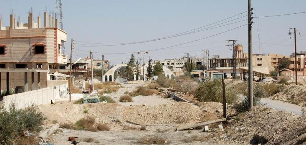 Al menos 116 muertos en una matanza del Daesh en Siria